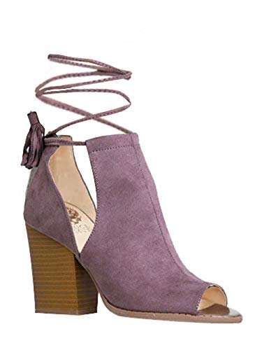 Cady Bootie, Taupe Suede, 8.5 B(M) US