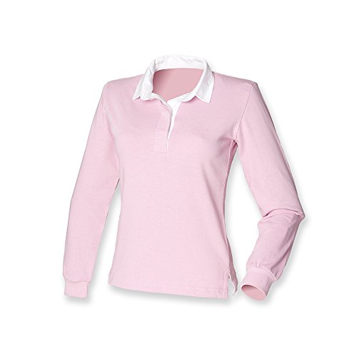 Donna Rosa Front Row camicia Tramonto xwCzRq