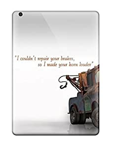 New Premium Paula S Roper Funny Cars Character Skin Case Cover Excellent Fitted For Ipad Air