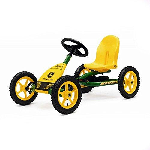 BERG Toys Berg Pedal Go Kart-Buddy John Deere