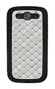 Samsung S3 Case Roof Texture Pattern641 TPU Custom Samsung S3 Case Cover Black