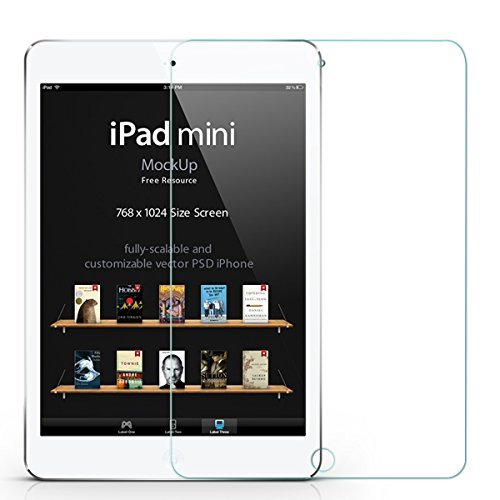 Scheam Apple iPad Mini 1 2 3 Cell Phone Cases Case, Ultra Slim Fit Anti-Scratch Cell Phone Cases Full Protective Case Compatible Apple iPad Mini 1 2 3 Transparent (Best Cellular Carrier For Ipad Mini)