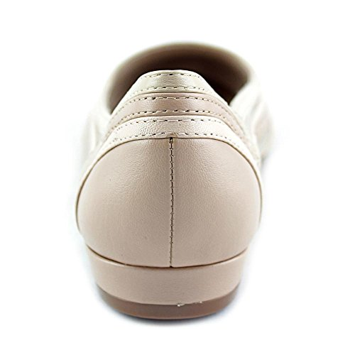 Nina Ward Women Round Toe Appartamenti In Pelle Nude Ombre