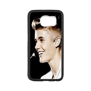 Unique Phone Case Design 9Famous Singer Justin Bieber- For Samsung Galaxy S6