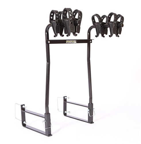 Traveler Hitch Rack - Swagman RV Approved Around the Spare Deluxe Bike Rack