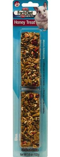 Kaytee Forti-Diet Pro Health Chinchilla Honey Treat Sticks