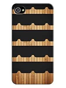 Custom iphone 4/4s Case fashionable TPU New Style iphone 4/4s Case Cover