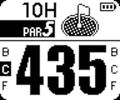 Shot Navi W1-GL Golf GPS, White by Shot Navi (Image #2)