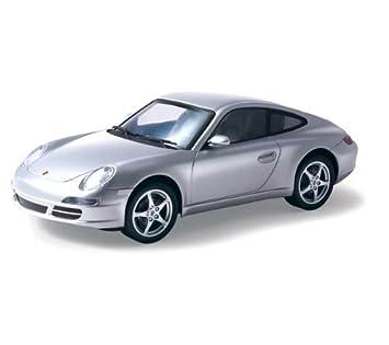SILVERLIT Porsche 911 Carrera teledirigido Bluetooth - controlado por iPhone, iPad e iPod: Amazon.es: Juguetes y juegos