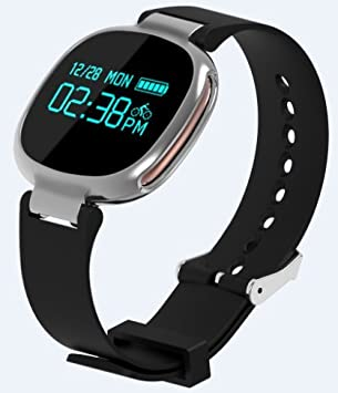 Xguo Smart Watch Water Resistant Bracelet With Touch Screen