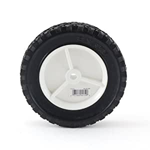 490-322-0003 8 x 1.75 Plastic - 60-Pound Load Rating Wheel Replaces 875-P Size: 8x1.75 Outdoor, Home, Garden, Supply, Maintenance