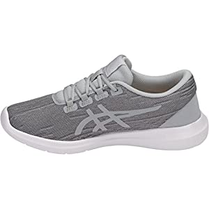 ASICS Q850N Women's Metrolyte II Running Shoe, Mid Grey/Mid Grey/Apricote Ice - 9.5 B (M) US