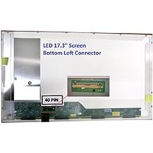 LENOVO G770 Laptop Screen 17.3 LED BOTTOM LEFT FULL HD