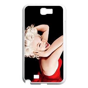 Marilyn Monroe SANDY0057245 Phone Back Case Customized Art Print Design Hard Shell Protection Samsung Galaxy Note 2 N7100