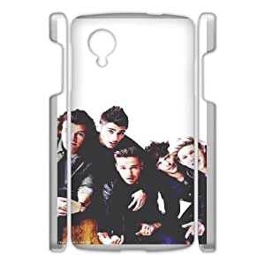 Google Nexus 5 Cell Phone Case White Group ATF032758