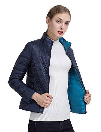 Quilted Reversible Coat - 5