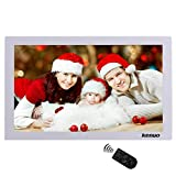 Kenuo 17 Inch Digital Photo Picture Frame Advertising Media Player 1440x900(16:9) HD Wide