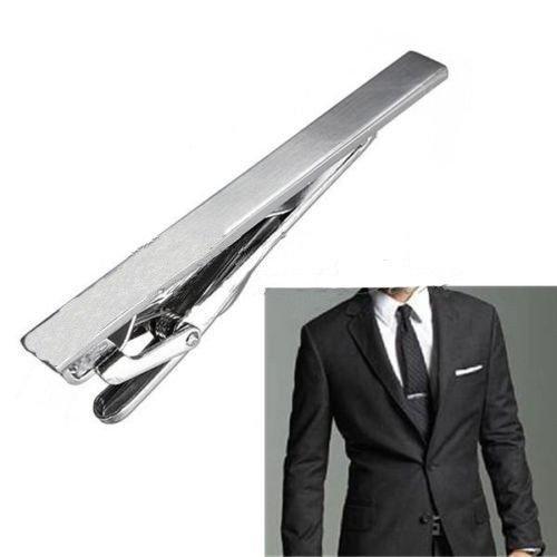 Gentleman Silver Simple Practical Necktie product image