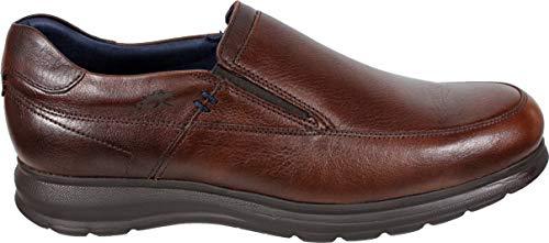 F0388 Ligera Blazer Hombre Zapato Ultra Tabaco Suela Sin Fluchos Cordones wqAH6gwd