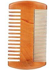 Baardverzorgingsset, mannen Gezichtsbaardreiniging Scheerkwast Gezichtsmassager Groooming Apparaatgereedschap(Beard comb)