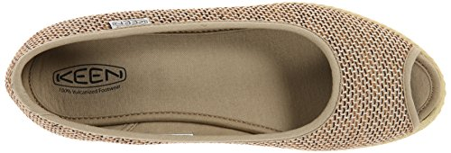 KEEN-Womens-Cortona-Wedge-Jute-Pumps thumbnail 10