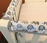 effe bebe Vera Elephant Reversible Cotton