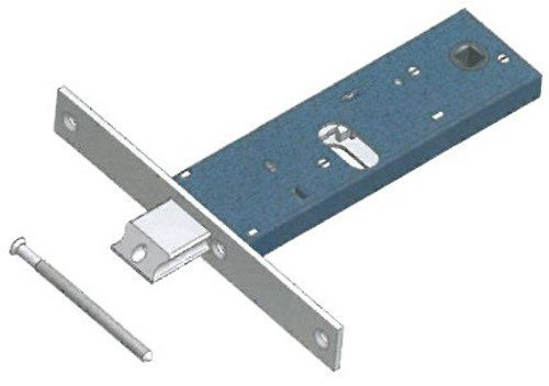 Serratura Omec 390 Per Fasce 133X44 E60 S.Cilindro Ferramenta Glooke Selected