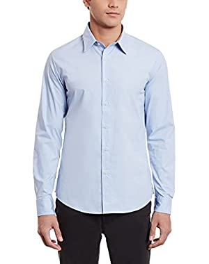 Men's Core Long Sleeve Button Down Shirt