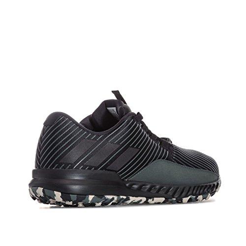 adidas CrazyTrain Pro TRF M - Zapatillas deportivas para Hombre, Negro - (NEGBAS/NEGBAS/HIEUTI) 50 2/3