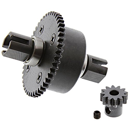 [Kyosho 1/8 Inferno MP9e TKI RS CENTER DIFFERENTIAL, 46T SPUR GEAR, 12T Pinion] (Kyosho Center Differential)