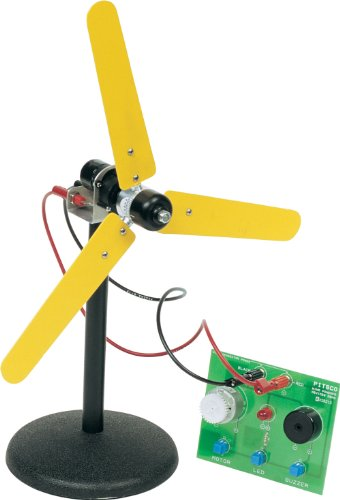 Pitsco Windynamo Ii Wind Generator Demonstration Kit