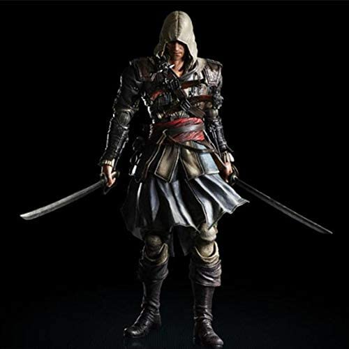 Bingfeng Action Figure Assassin S Creed Iii Edward Kenway Play