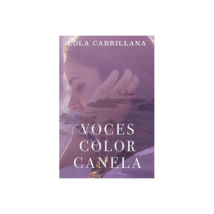 Reseña de la novela Voces color canela de Lola Cabrillana