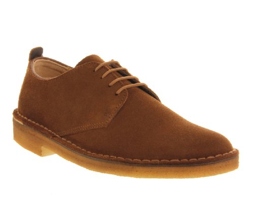 Clarks Originals Desert London Cola Suede - 7 UK