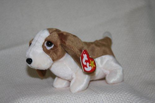 TY Beanie Baby - TRACKER the Basset Hound