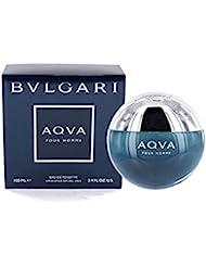 Aqua By Bvlgari Eau De Toilette Spray For Men 3.4 oz
