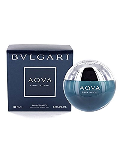 Bvlgari Aqua By Bvlgari For Men. Eau De Toilette Spray 3.4 Ounces Bvlgari 3.4 Oz Eau De Toilette Spray