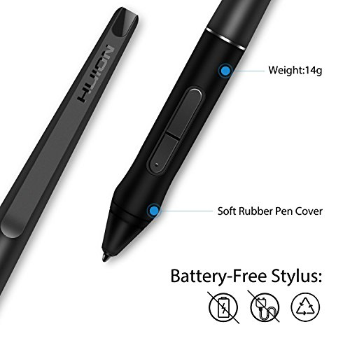 Huion INSPIROY Q11K V2 Wireless Digital Graphics Drawing Pen