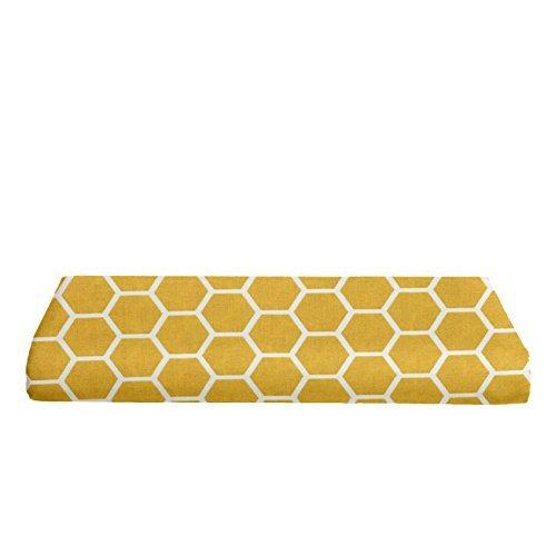 BKB Changing Pad Cover,Honeycomb Mustard [並行輸入品]   B0785Q3DK9