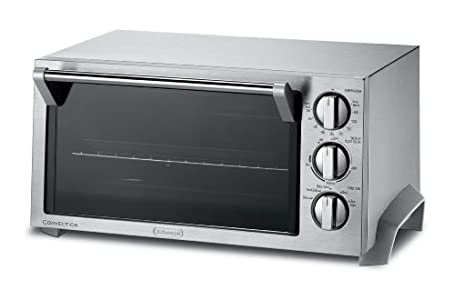 DeLonghi EO1270 6-Slice Convection Toaster Oven : In a few ways the new version is better, the oven is a bit larger a deeper