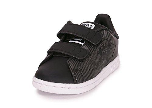 adidas - Stan Smith Star Wars AT-AT Schuh - Schwarz - 22