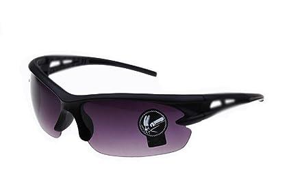 WeiMay UV400 Gafas de sol a prueba de explosiones, polarizado antideslumbrante lluvia día visión nocturna