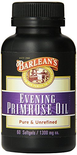 2 PACK: Organic Evening Primrose Oil - Softgels - 60 ct. by Barlean's Organic Oils