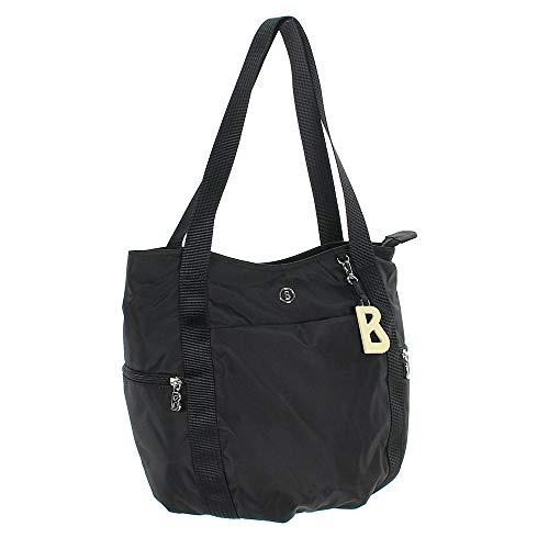 black Vlexa Mujer Verbier Lhz Negro Bolsa Shopper Superior Bogner Asa De vgcwqOxqP5