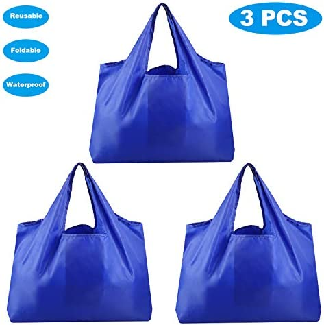 Reusable Foldable Shopping Friendly Waterproof product image