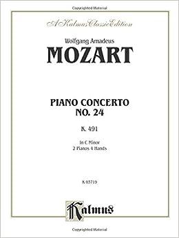 ^PORTABLE^ Piano Concerto No. 24 In C Minor, K. 491 (Kalmus Edition). title adquirir shares American HARTING