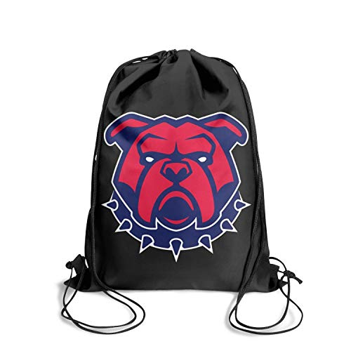 20395313c704 GkitRoyal Cool Red Yale Bulldog Shoulder Drawstring Bags Best String  Backpack Ad..
