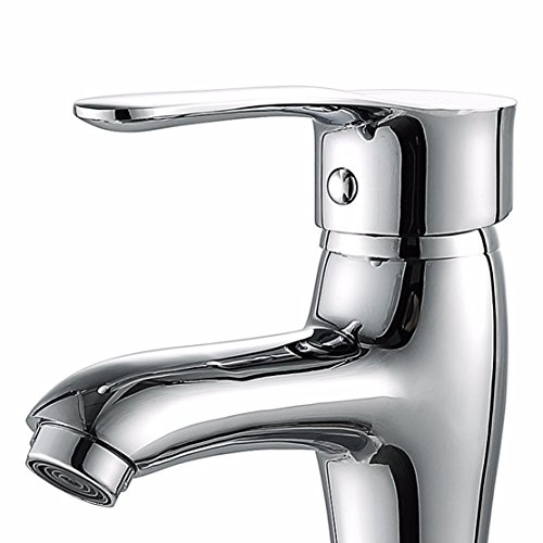 30%OFF OLQMY-Mix hot and cold basin taps, electroplating, open tap Washbasin faucet