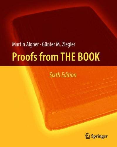 Pdf Math Proofs from THE BOOK