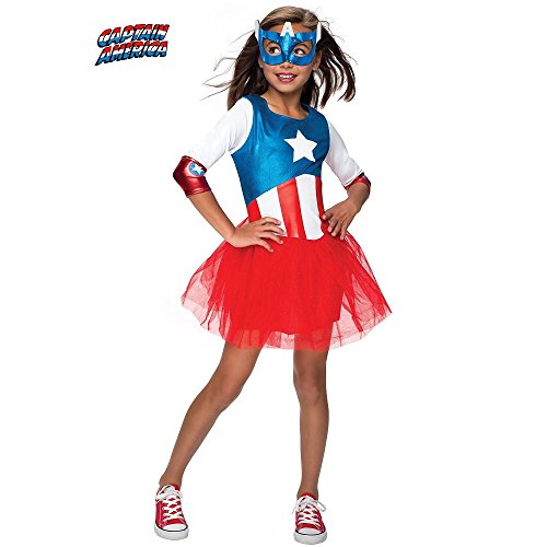 Rubies Marvel Universe Classic Collection Metallic American Dream Costume